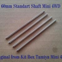Tamiya Mini 4WD Part - 60mm Standard Shaft - Loose Part f/ Box