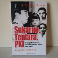 Sukarno, Tentara, PKI: Segitiga kekuasaan sebelum prahara politik