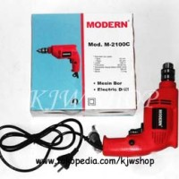Mesin Bor 10mm Modern M-2100C