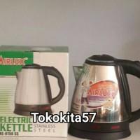 Jual Kettle electric,teko listrik,Airlux, KE-8150 SS Murah