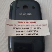 harga BACK COVER SAMSUNG S6810 (GALAXY FAME) BLACK, WHITE ORI (900394) Tokopedia.com