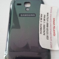 Back Cover Samsung S7562 (galaxy S Duos) Black, White Ori (900399)
