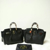 harga Tas Hermes Birkin So Black Mini Semi Premium Tokopedia.com