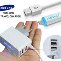 Charger Samsung 3USB