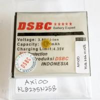 Baterai AXIOO PICOPAD GEW 5 (model: KLB235N258) DSBC