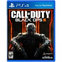 Kaset PS4 Game : Call of Duty - Black Ops 3 #English