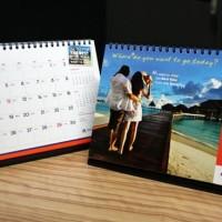 Jual Kalender Meja / Duduk 2016 Murah Murah