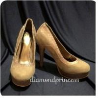 high heels gosh, stileto gosh, sepatu gosh uk 37