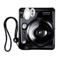 Kamera Fujifilm Instax Mini 50s ; Camera Fuji Instax 50s ; Black Piano