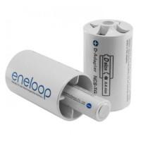 Konverter battery / konverter baterai Eneloop AA to D