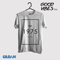 harga Kaos Band The 1975 Original Gildan - Artwork White Tokopedia.com