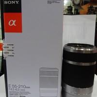 SONY SEL 55-210 f4.5