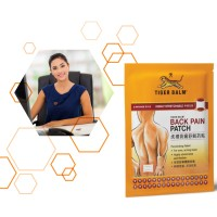 Tiger Balm Back Pain Patch Plaster