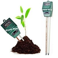 Alat Ukur Kadar Air Tanah / Analog Soil Meter 3 in 1
