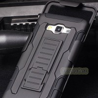 Samsung Galaxy A3 - Future Armor Hardcase Belt Holster Case