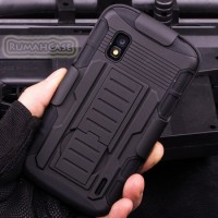 LG Nexus 4 - Future Armor Hardcase Belt Holster Case Casing