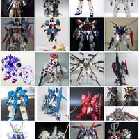 Paper Craft Gundam
