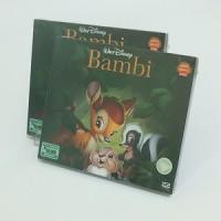BAMBI Walt Disney Original VCD Vision Movie Film