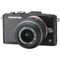 Kamera Digital Mirrorless Olympus E-PL6 Lens 14-42mm + Lens 40-150mm