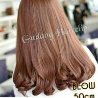 Hairclip Wavy 40cm & 50cm
