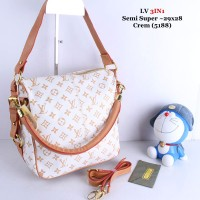 TAS LOUIS VUITTON LV 3IN1 703 SEMI SUPER