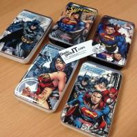 Jual Powerbank Sanyo Probox Justice League 7800mAh (DC Comic Edition) Murah