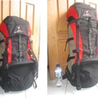 Tas Carrier Gunung Deuter Air Contact 50+10 SL