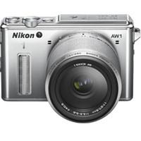 Kamera Digital Mirrorless WaterProof Nikon 1 AW 1 Lens 11-27.5mm