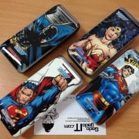 Jual Powerbank Sanyo Probox Justice League 5200mAh (DC Comic Edition) Murah