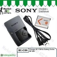 Charger SONY BC-CSN for NP-BN1 (DSC-TX20,DSC-W730,DSC-W810,DSC-W830)