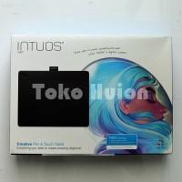 Jual Wacom Intuos Pen Touch Art Blue CTH690 Pen Tablet Alat Desain Grafis Murah