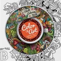 harga Coloring Book : Color Of Art Tokopedia.com