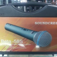SoundCrest Beta -58s