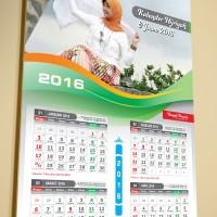 Jual Kalender Dinding 2016 Paling Laris Murah