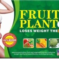 Jual Obat Pelangsing Badan Cepat Fruit Plant Murah