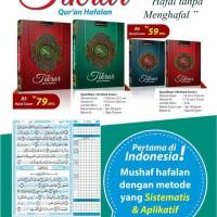 harga Al Quran Hafalan Syaamil Tikrar Hc A5 Tokopedia.com