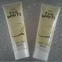 Jual murah egg white mask masker pemutih pengencang kulit wajah Murah