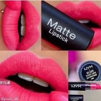 NYX Matte Street Cred Lipstick