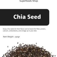 Chia Seed/produk kesehatan