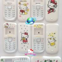 Nokia 1202 Casing Hello Kitty Edition