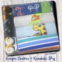 Jumper Carters + Kaos Kaki 3Psg