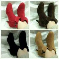 harga Sepatu Boot Heels Murah Tokopedia.com