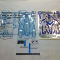 harga Blast Arrow Clear Blue Special Body Set Tokopedia.com
