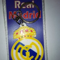 Gantungan Kunci Real Madrid