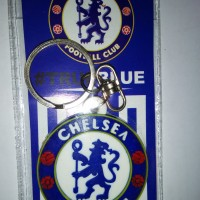 Gantungan Kunci Karet Chelsea
