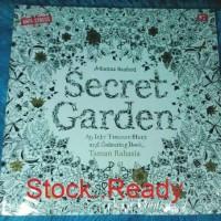 Secret Garden: Taman Rahasia Coloring Book for Adults