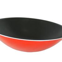 Wajan / Penggorengan Teflon 36 cm Wok Maxim