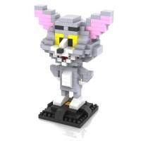 Mainan Edukatif Lego Brick Toys LOZ Nano Block Tom 9445