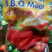 Jual Vegetarian BBQ Meat - Mr Vege Murah