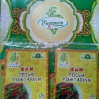 Terasi Vegetarian - Evergreen